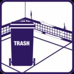 trash rooms